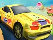 Spongebob Speed Car Racing 2 thumbnail