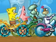 Spongebob Cycle Race thumbnail