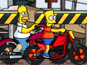 Simpsons Family Race thumbnail