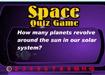 Space Quizz Game thumbnail
