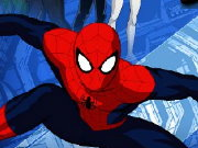Ultimate Spiderman Iron Spider thumbnail