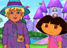 Dora's Magic Castle Adventure
