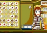 Shop N Dress Food Roll Game:Ginger and S