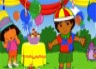 Dora the Explorer -Super Silly Costume Maker!