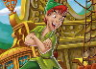 Peter Pan Colouring