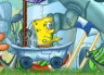Spongebobs Bathtime Burnout