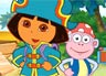 Dora The Explorer - Pirate Boat Treasure Hunt